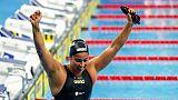 La Néerlandaise Kromowidjojo sacrée sur 100 m aux Mondiaux-2018 en petit bassin
