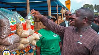 President Bio Launches Quality Produce Fair in Kenema