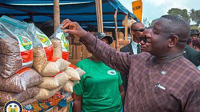 President Bio Launches Quality Produce Fair in Kenema