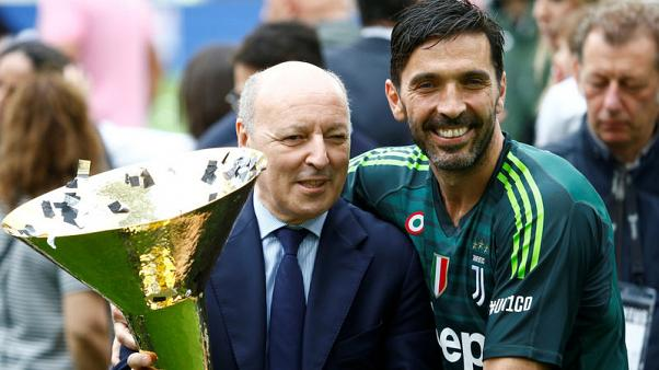 Former Juve chief executive Marotta joins Inter