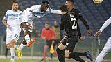 Europa League: Lazio-Eintracht 1-2
