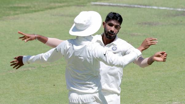India fight back with key strikes before tea in Perth