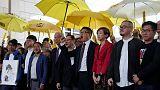 Hong Kong democracy leaders defiant as landmark trial wraps up