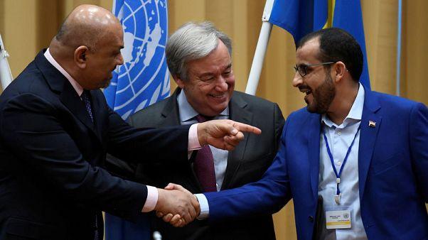 Iran says U.N.-led ceasefire in Yemen's Hodeidah is step towards peace - TV