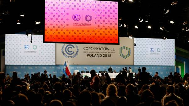 Ministers in final push to produce global climate deal rules