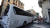 Roma:Raggi,bus turistici fuori da centro