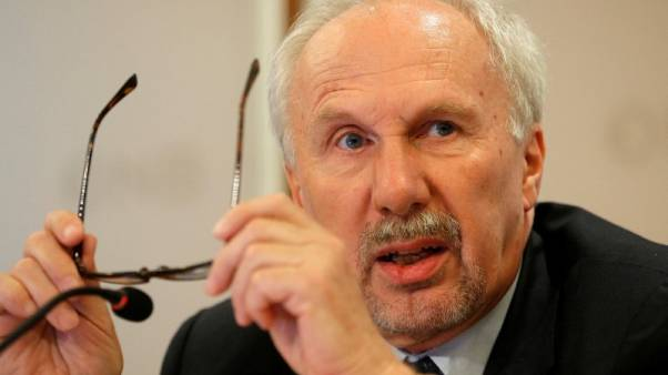 ECB's Nowotny challenges cautious message with rate hike talk