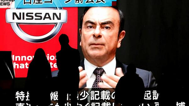 Renault board did not consider replacing Ghosn - interim chairman