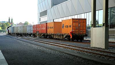 Swiss seek minority investors for SBB Cargo rail business