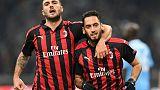 AC Milan given until 2021 to break even or face European ban