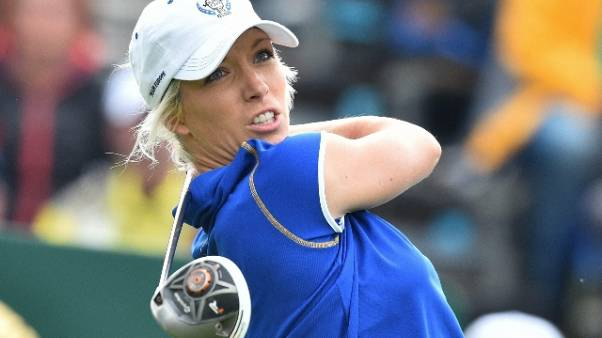 Golf: Melissa Reid fa coming out