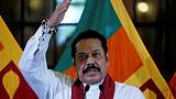 Sri Lanka PM Rajapaksa to resign, his son says
