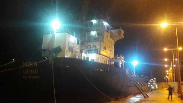 Greece seizes big drugs haul from Syrian freighter sailing for Libya