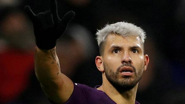 Guardiola boosted by timely return of Aguero and De Bruyne
