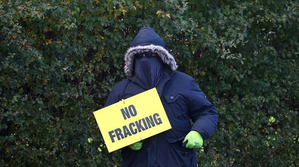 Cuadrilla pauses gas fracking at English site after more tremors