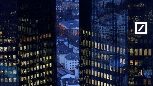 Germany's Scholz says Deutsche Bank not causing 'sleepless nights'