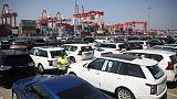 China to halt additional tariffs on U.S.-made cars as trade dispute de-escalates