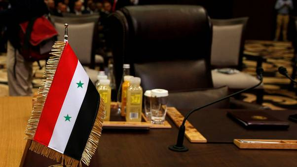 Arab Parliament urges Arab League to reinstate Syria, Egypt's news agency says