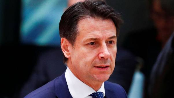 Italy's Conte seeks EU leaders' backing on revised budget