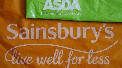 UK court rules regulator treated Sainsbury's, Asda unfairly in probe