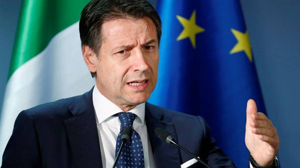Italy's Conte sees EU budget deal close, no changes to 2019 deficit