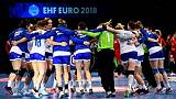 Hand dames: les Russes sans forcer en finale de l'Euro