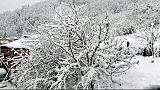 Terremoto: neve nelle aree Sae Marche