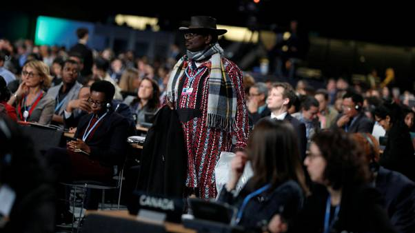 Climate Conference Notebook - fatigue creeps in near finish line