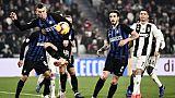 Italie: l'Inter peut se rapprocher de Naples, avant le derby turinois
