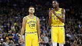 NBA: Golden State sur le fil, Toronto coupé dans son élan