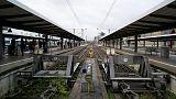 German railway Deutsche Bahn reaches wage agreement with union