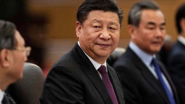 China's Xi declares an 'overwhelming victory' over graft-state media