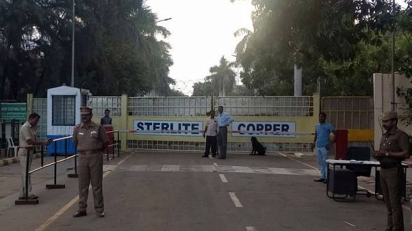 Indian court sets aside state government order to shut down Vedanta smelter