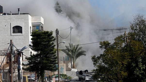 Israel destroys house of Palestinian charged with killing soldier