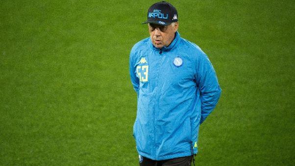 Napoli: Ancelotti, presto vinceremo