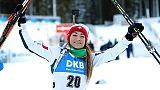 Biathlon: cdm, Wierer terza a Hochfilzen