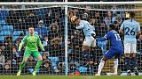 City back on top as Jesus double sinks Everton
