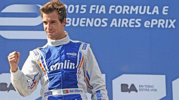 Da Costa wins Formula E season-opener in Saudi Arabia