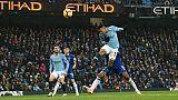 Angleterre: Gabriel Jesus envoie Man City au sommet, Eriksen relance Tottenham