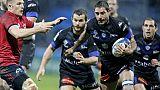 Coupe d'Europe de rugby: Castres survit au Munster et reste en vie
