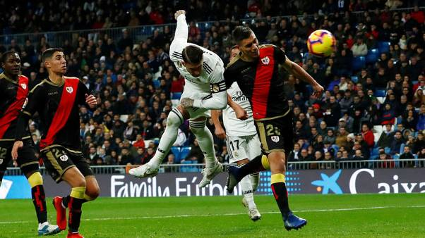 Benzema gives Madrid win over Rayo amid more Bernabeu boos