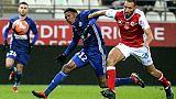 Ligue 1: Strasbourg battu à Reims pour son premier match depuis l'attaque du marché de Noël