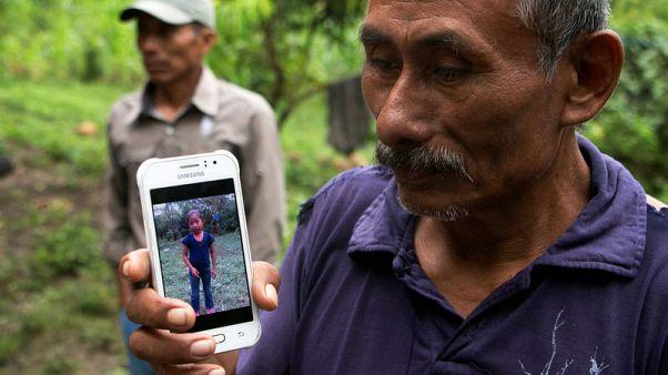 Dead Guatemalan girl dreamed of sending money home to poor family