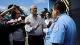 Nicaragua police beat journalists in crackdown on free press