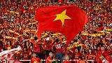 احتفالات صاخبة في هانوي بعد فوز فيتنام ببطولة آسيان لكرة القدم