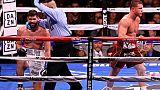 Boxe: Canelo Alvarez impitoyable pour décrocher la ceinture des super-moyens WBA