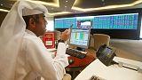 بورصة الدوحة تصعد مع بدء تداول قطر لصناعة الألمنيوم وتراجع معظم الخليج