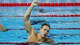 Natation: Dressel, sacré sur 100 m nage libre aux Mondiaux, porte les Etats-Unis