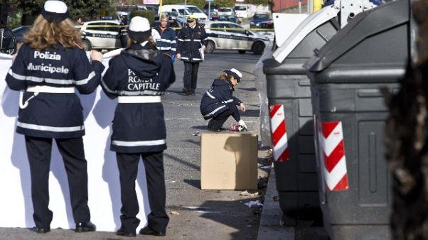 Auto pirata uccide motociclista a Roma