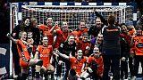 Hand: les Néerlandaises décrochent le bronze de l'Euro-2018